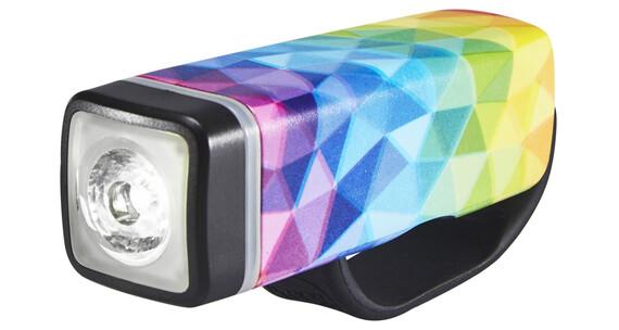 Knog POP i Framlampa vit LED flerfärgad